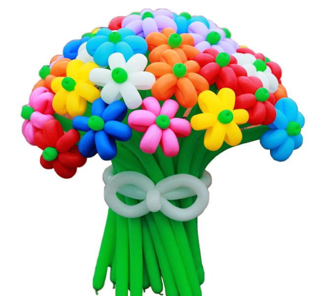 Композиции / букеты из шаров