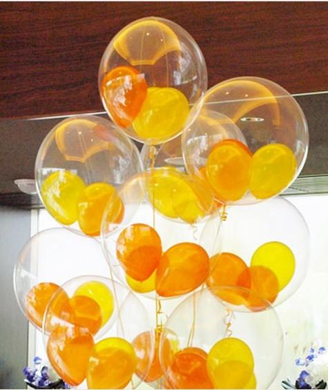 Необычные шары с гелием
